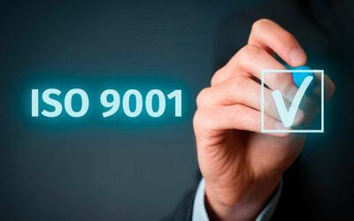 Сертификат ISO ГОСТ Р 9001-2015